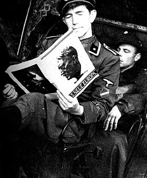 Военные корреспонденты СС.