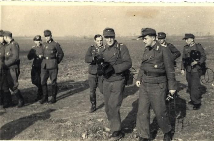 Подразделение военных корреспондентов Третьего Рейха, подчинявшееся руководству СС.