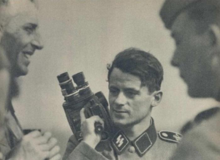 Выпускники школы для корреспондентов в Берлине-Целендорфе.