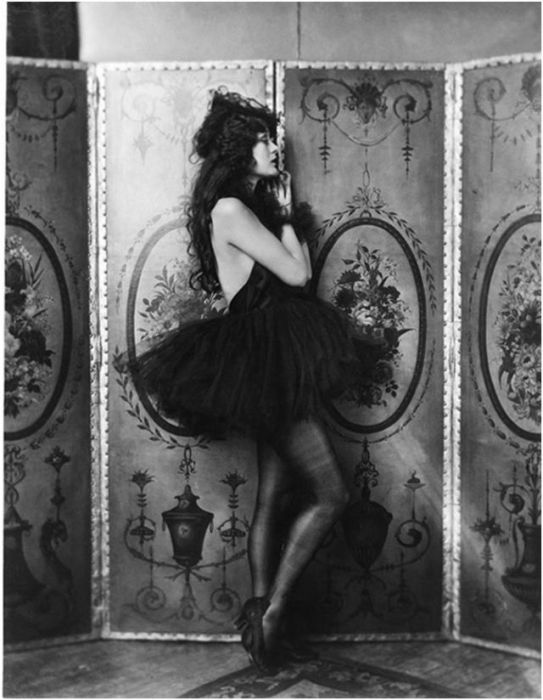 Актриса, которую называли «Богиня немого кино».