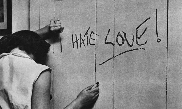 Разочарование в любви. США, 1940 год.