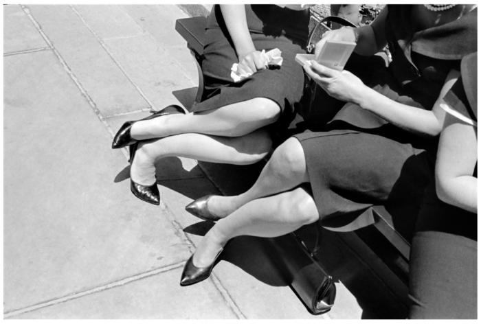 Автор фото: Henri Cartier-Bresson.
