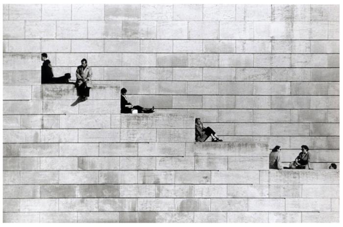 Автор фото: Robert Doisneau.