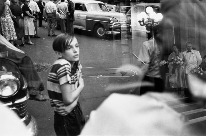 Авария. США, Нью-Йорк, 1952 год.