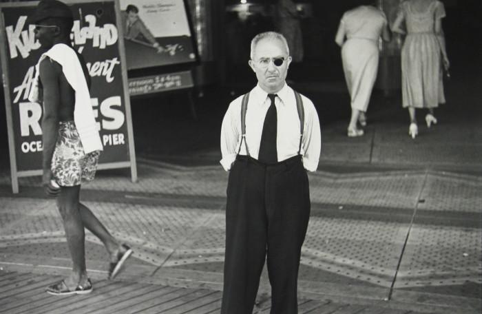 Портретная фотография. США, Нью-Джерси, 1938 год.