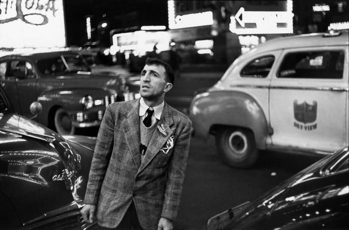 Чемпион. США, Нью-Йорк, 1950 год.