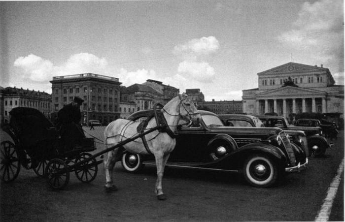 Документальные фотографии, сделанные в СССР в 20-30-х годах прошлого века.