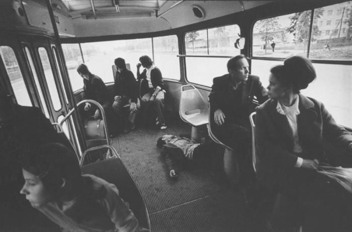 СССР, Ленинград, 1980-е годы.