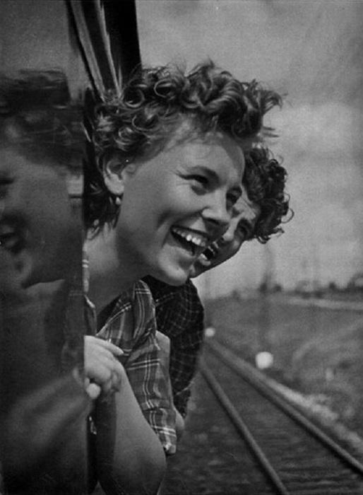 СССР, 1970 годы. Автор фотографии: Михаил Блонштейн.