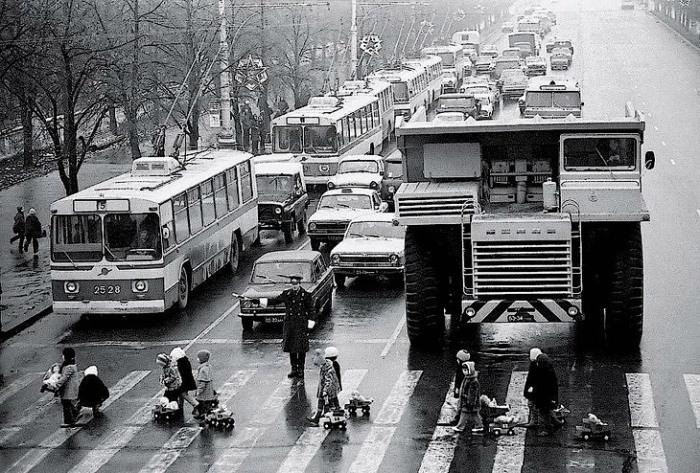 Детство в СССР. СССР, Минск, 1980 год.