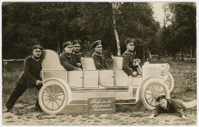 Германия, Нойхаммер, 1913 год.