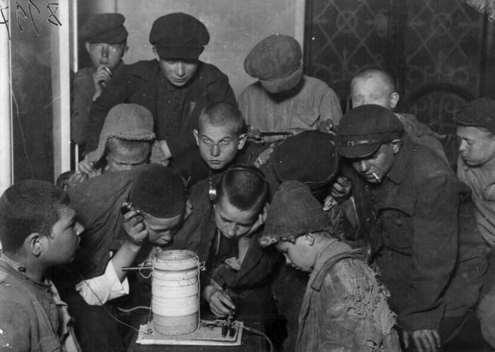 Самостоятельное обучение азбуке Морзе. СССР, Москва, 1925 год.
