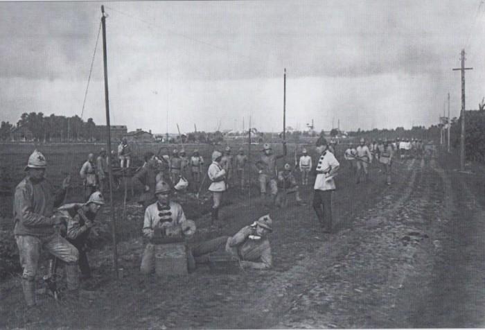 Изучение устройства и порядка работы телефонного аппарата. Петроград, 1923 год.