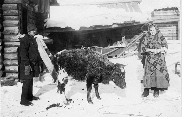 Уникальные фотографии о быте сибирского крестьянства.