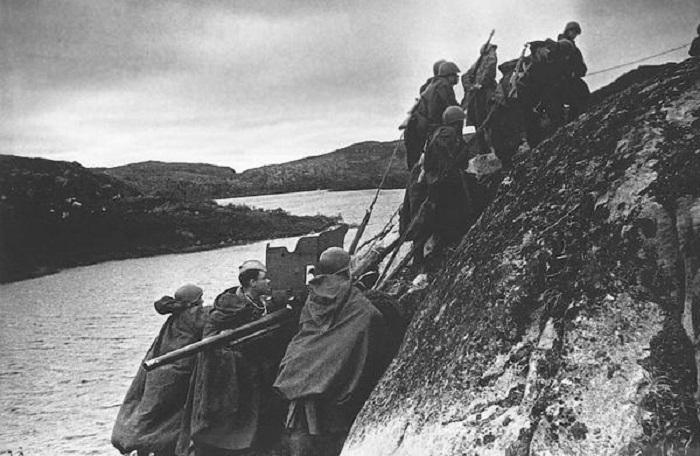 Солдатский быт в первые годы Великой Отечественной войны.