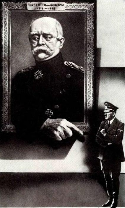 «Этот ефрейтор ведет Германию к катастрофе».
