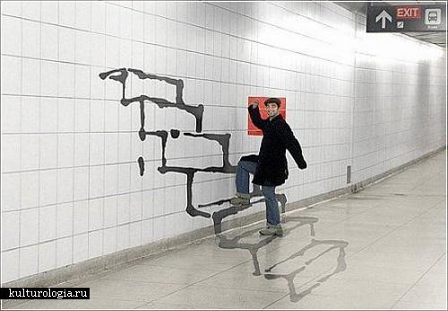 Подземное искусство на станции метро Bayview в Торонто от Пании Кларк Эспинал (Panya Clark Espinal)