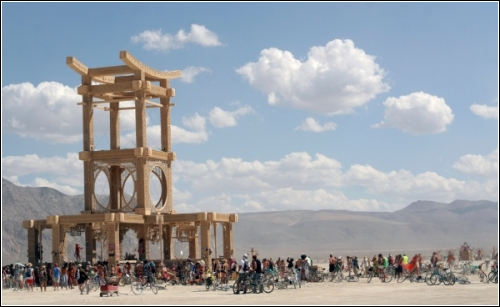 Храм Прощения (Temple of Forgiveness),2007