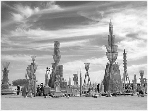 Храм надежды (Temple of Hope), 2006