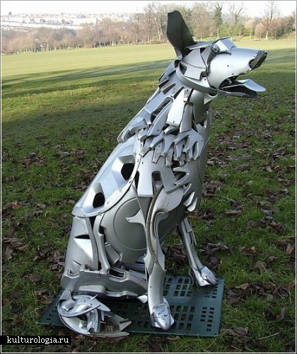 Скульптура Птоломея Элрингтона