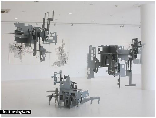 Инсталляции Кейтлин Мэсли (Caitlin Masley)