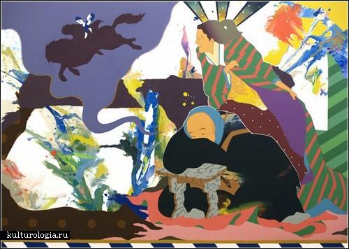 Картины Томоказу Матсуяма (Tomokazu Matsuyama)
