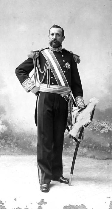 Князь Монако Альбер I. | Фото: institut-ocean.org.