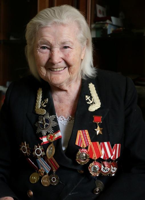 Екатерина Илларионовна Демина, 2016 год. | Фото: ru.wikipedia.org.