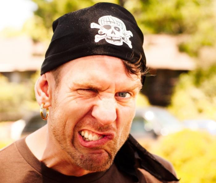 Образ типичного пирата. | Фото: flickr.com.