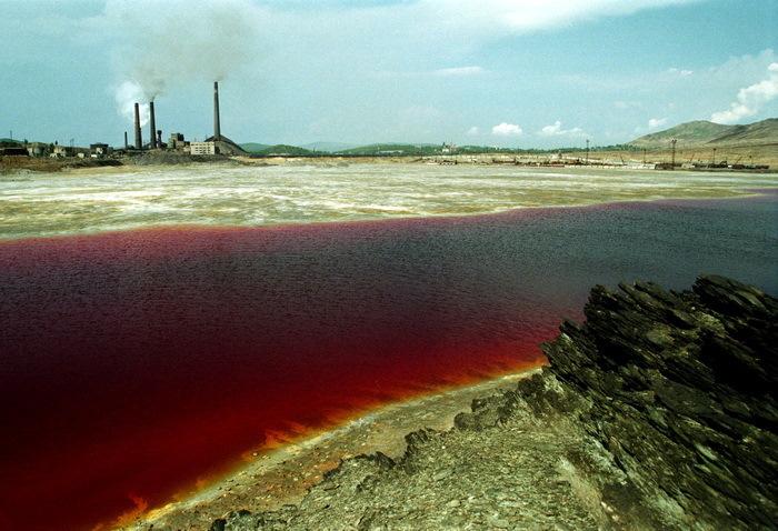 Карачай - самое опасное радиоактивное озеро в мире. | Фото: russiatrek.org.