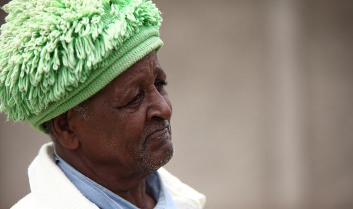 Духовный лидер эфиопской коммуны Зумра Нуру. | Фото: visitawraamba.com.