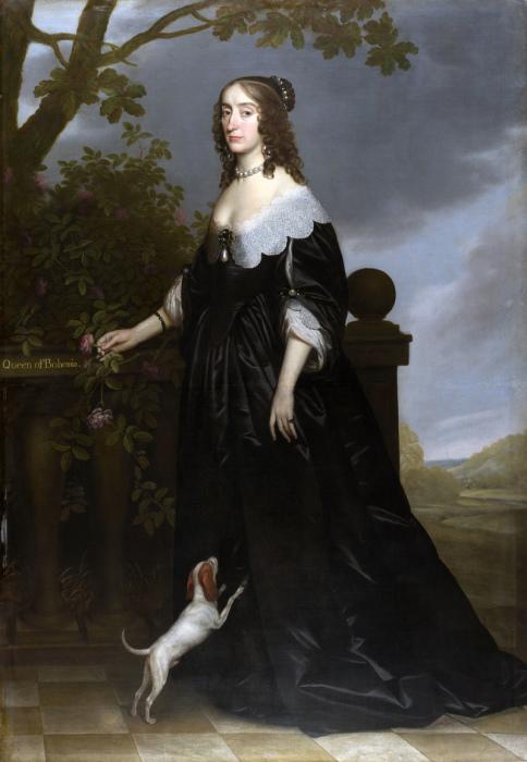 Елизавета Стюарт, во время изгнания в Гаагу посылала письма, наполненные криптографией, шифрами, кодами и невидимыми чернилами. | Фото: atlasobscura.com.