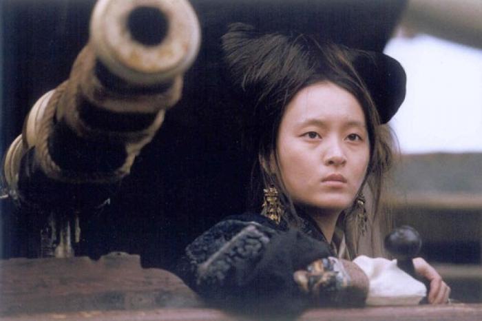 Кадр из фильма про Чжэн Ши. | Фото: polzam.ru.