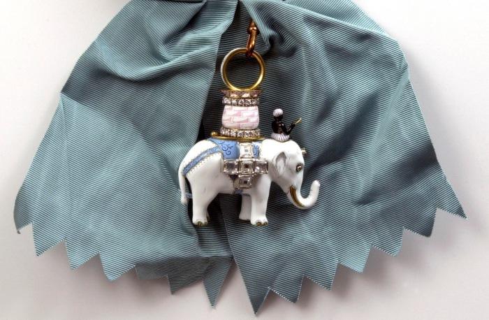 Знак Ордена Слона. | Фото: kongehuset.dk.
