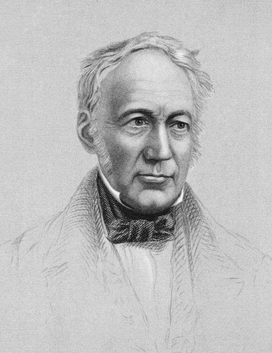 Шотландский врач Эндрю Юр. | Фото: en.wikipedia.org.