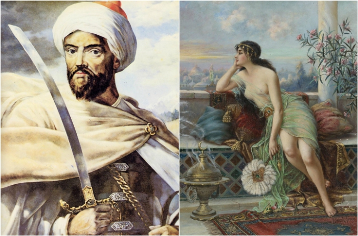 Султан Мулай Исмаил ибн Шериф - великий воин, правитель, любовник и отец.