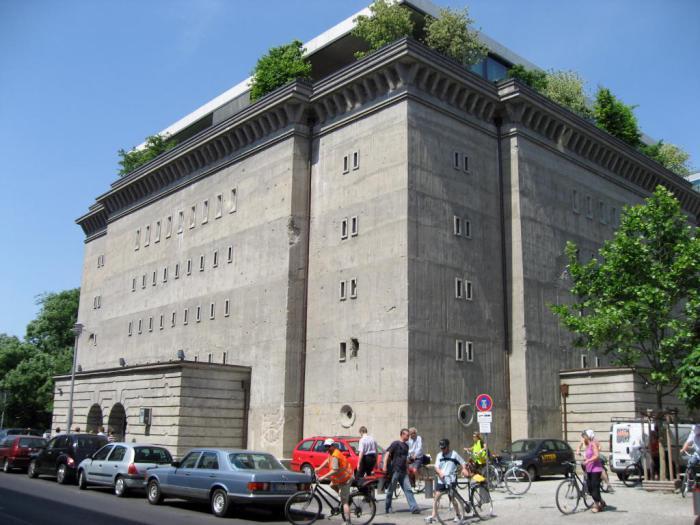 Военный бункер с трехметровыми стенами в самом центре Берлина. | Фото: tripadvisor.ru.