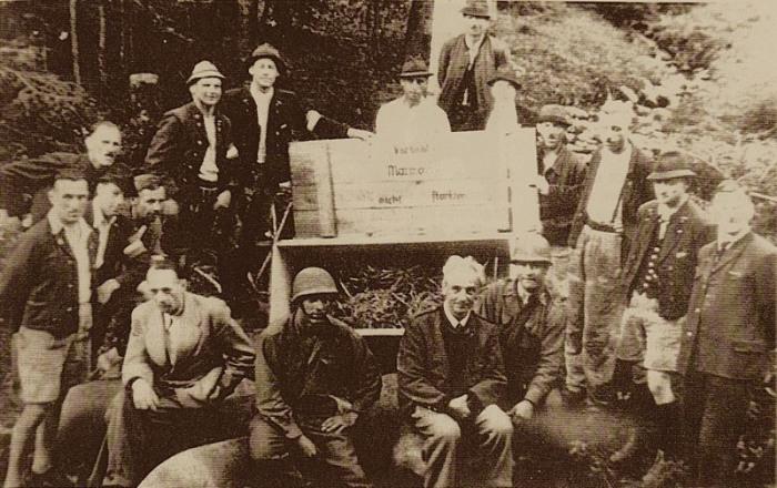 Шахта Альтауcзее в мае 1945 году. | Фото: en.wikipedia.org.