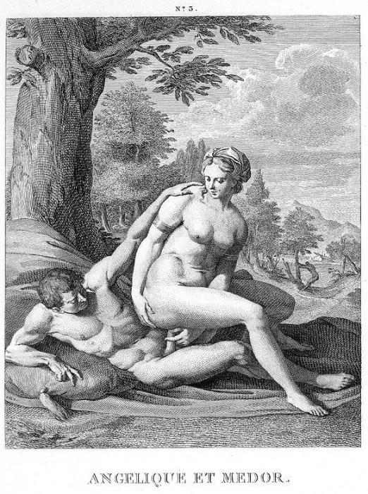 Порнокартины художников возрождения