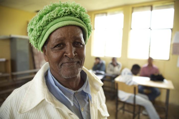 Замра Нуру – основатель коммуны. | Фото: visitawraamba.com.