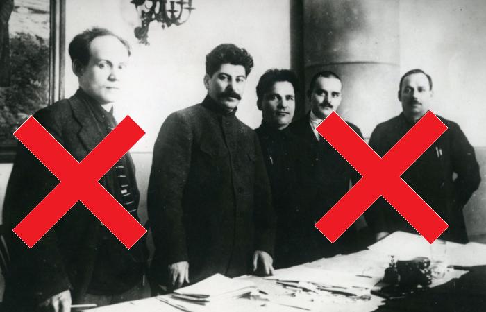 Фотошоп по-советски: зачем и как с фотографий убирали «лишних» людей.