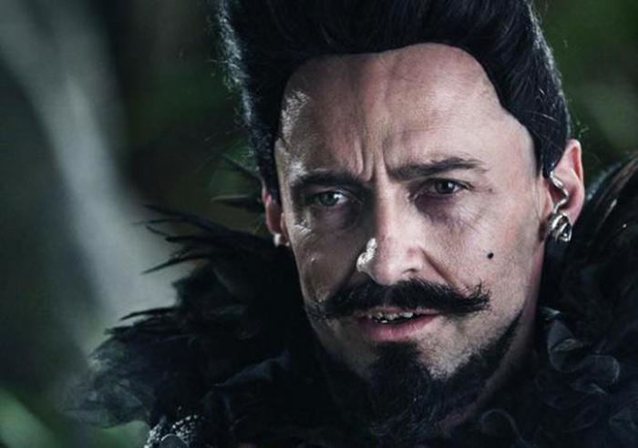 Хью Джекман в роли известного пирата Черной Бороды. | Фото: worldscreen.com.tw.