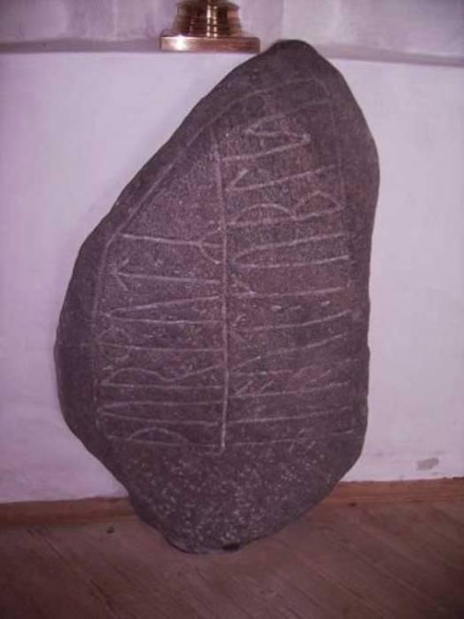 Рунный камень. | Фото: ancient-origins.net.