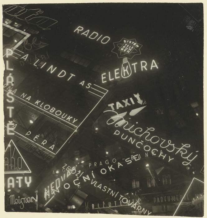 Неоновые знаки, 1930-е годы. | Фото: atlasobscura.com.