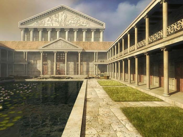 Знаменитая на весь мир Александрийская библиотека. | Фото: lady.webnice.ru.