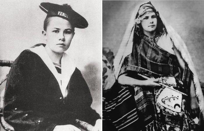 Изабель Эберхард – женщина, покорившая пустыню Сахару.