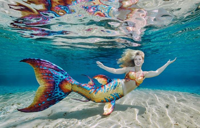 Морская дева. | Фото: merstarworld.com.