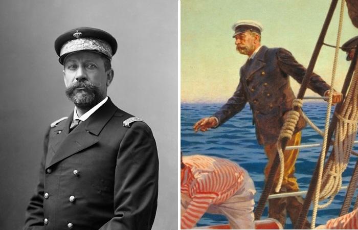 Альбер I - князь Монако, которого больше знают как исследователя и миротворца.