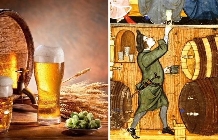 В Средневековье даже пиво могло стать причиной войны.