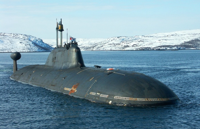 Советская подводная лодка.   Фото: topwar.ru.